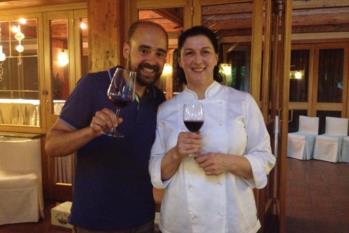 degustazione vini azienda Bulfon
