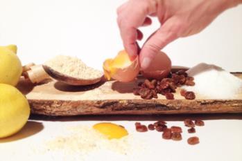 ingredienti bisscotti primitivi Luciana Gardel