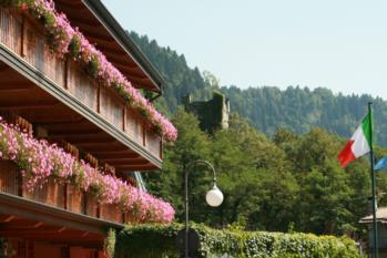 terrazze hotel gardel